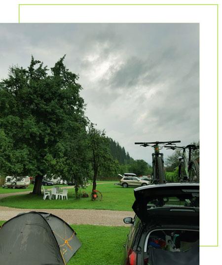 Camping De Vuurplats-locatie